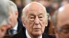 Valery Giscard d'Estaing. EFE