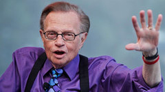 Larry King. EFE