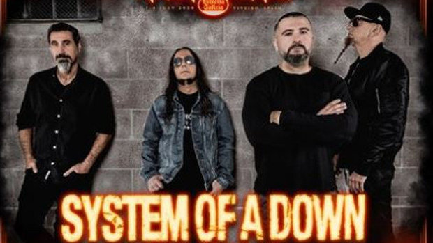 Confirmado: System of a Down estará no Resu