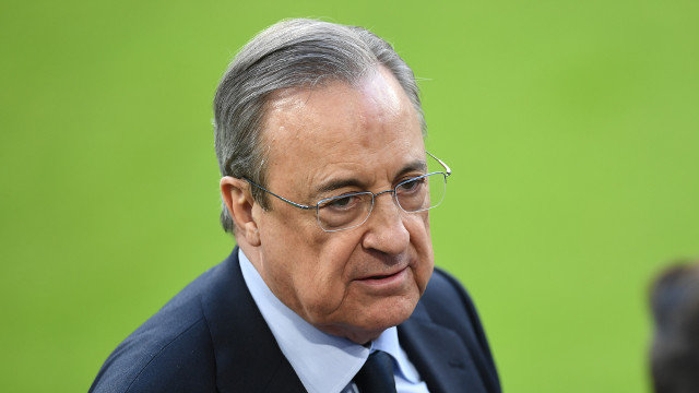 Florentino Pérez. EUROPA PRESS