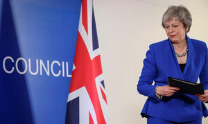 Theresa May retrasará la votación del Brexit