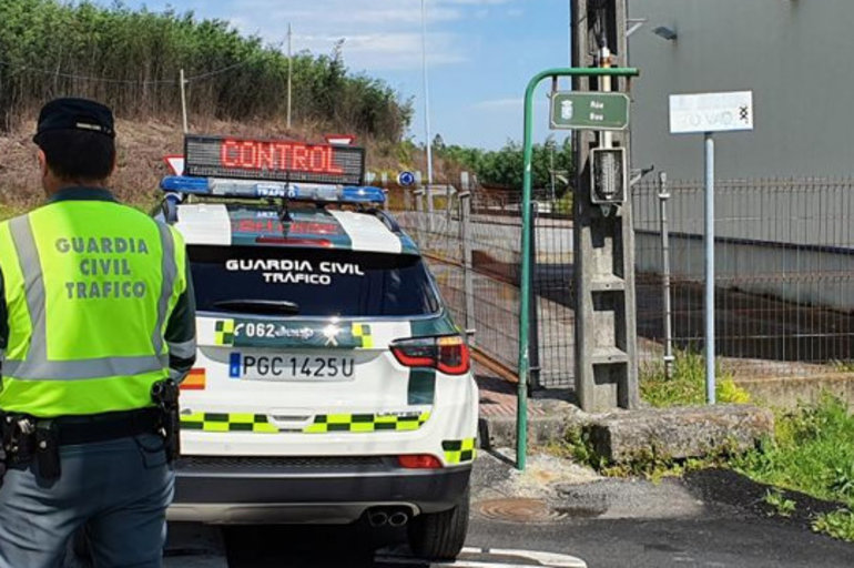 La Guardia Civil intensifica los controles e interpone 70 denuncias en la provincia