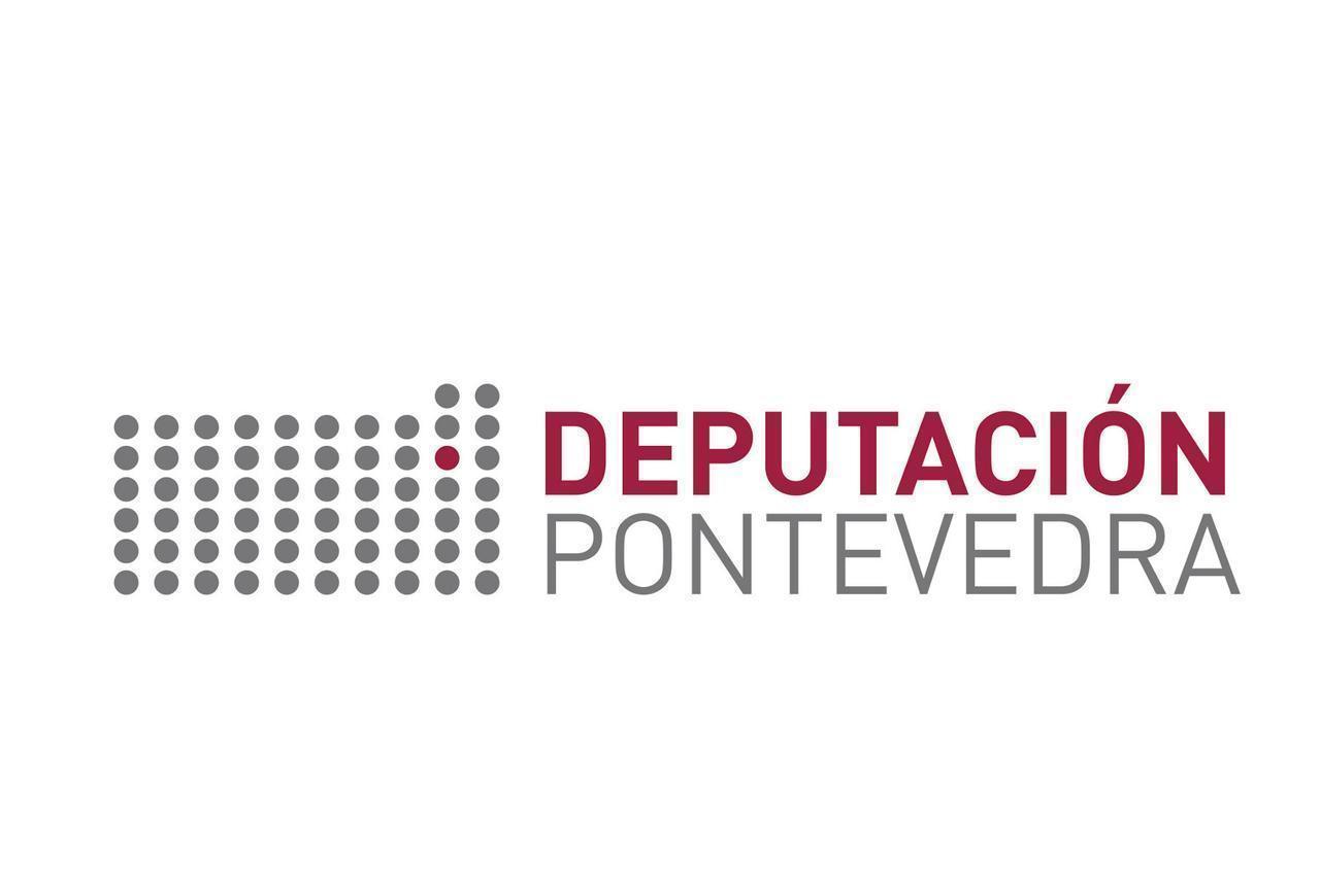 Resultado de imagen de logotipo deputacion de pontevedra