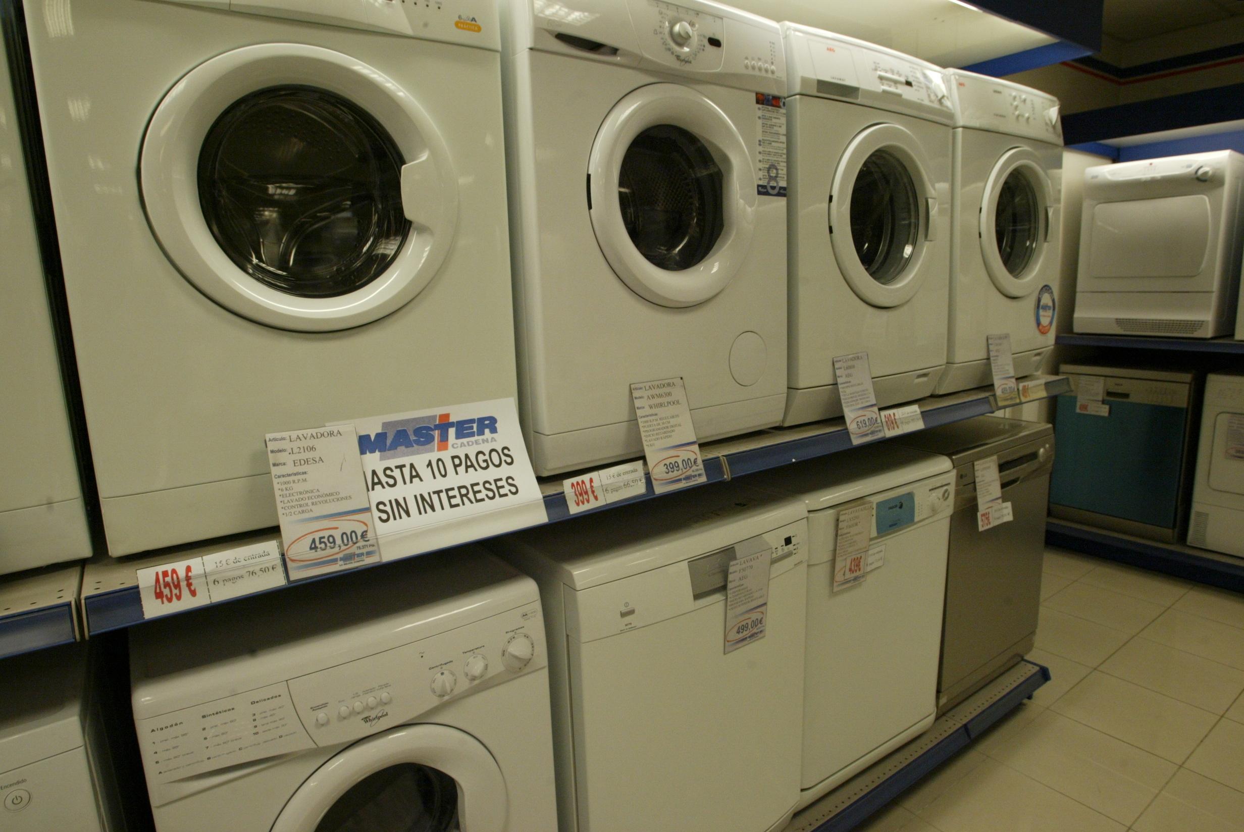 cu nto cuesta poner la lavadora o usar la vitro con el