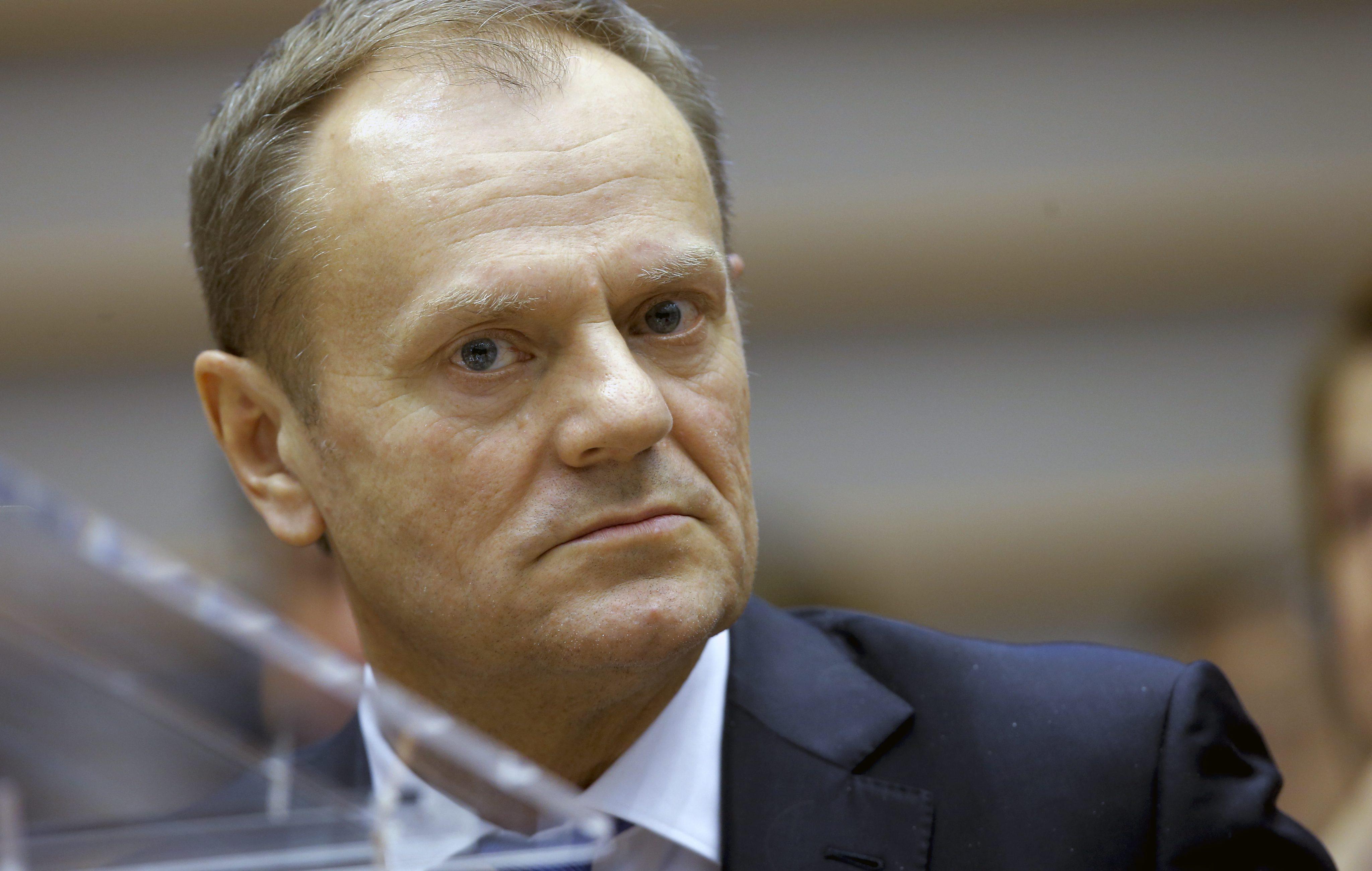 Tusk reelegido presidente del consejo europeo for Presidente del consejo europeo