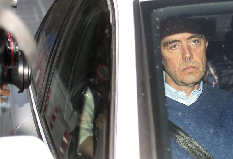 Acude al juzgado miguel l pez sospechoso del crimen de la cam for Juzgado del crimen