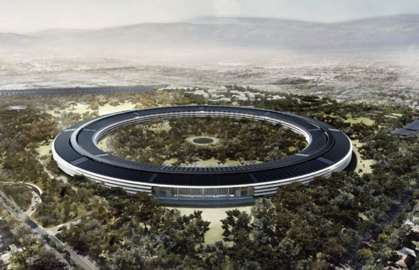 Diseño del Apple Park