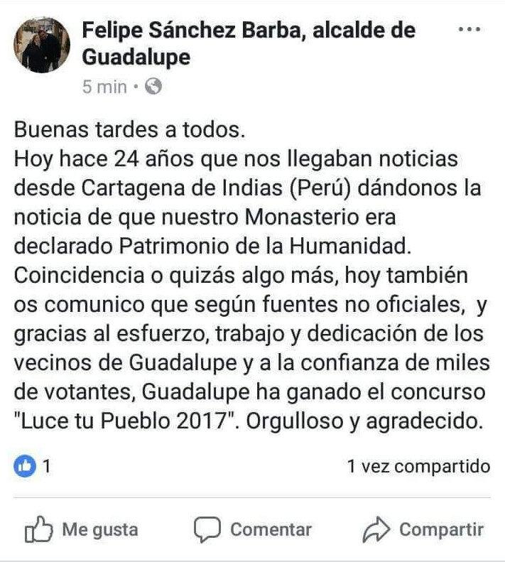 """Poio felicita al ganador de 'Luce tu pueblo' y lamenta la """"incerteza"""" tras la filtración"""