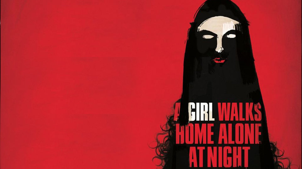 'A girl walks home alone at night', un film de Ana Lily Amirpour