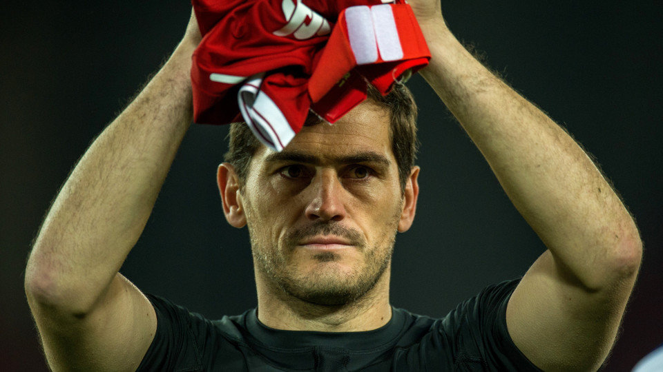 Iker Casillas. PETER POWELL (EFE)
