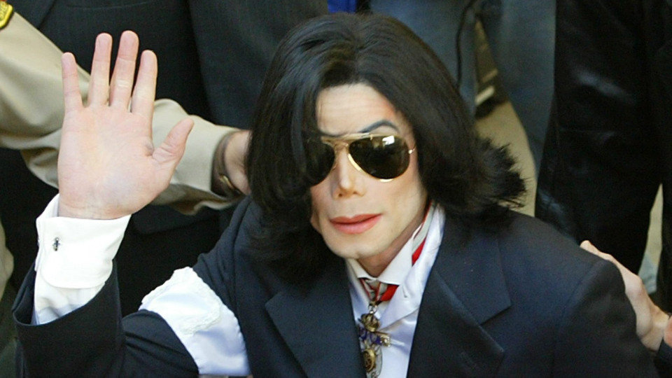 Michael Jackson. SPENCER WEINER (EFE)