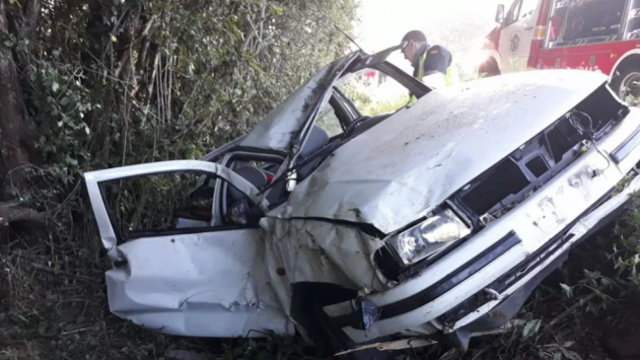 Accidente mortal en Oza-Cesuras. EP