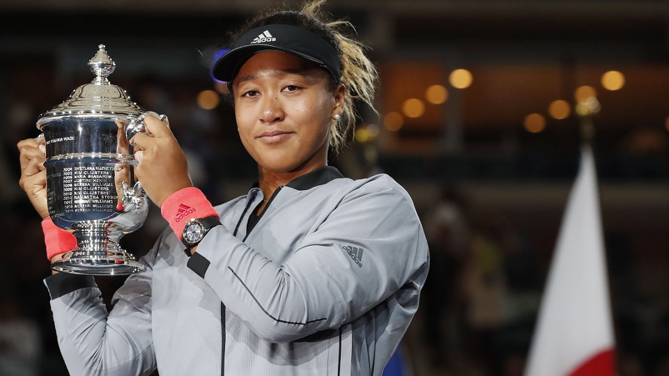 Osaka gaña o seu primeiro Grand Slam a costa do desquicio de Serena Williams