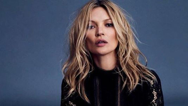 Very Kate moss topless All