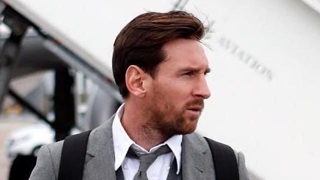 El nuevo look de Messi que  entusiasma  a otros futbolistas 3a905e9edda