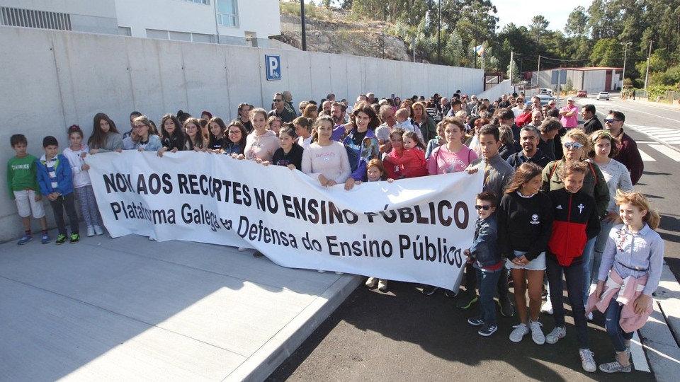 Educación apela a la normativa para no reponer la parada de Pierres