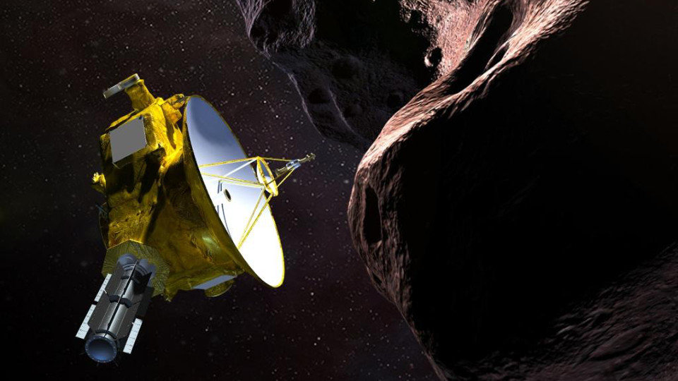 New Horizons. NASA