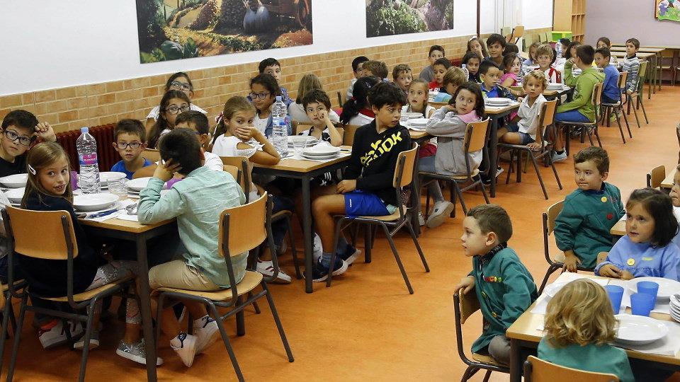 Reclaman o dereito a ter unha dieta vegana nos comedores escolares ...