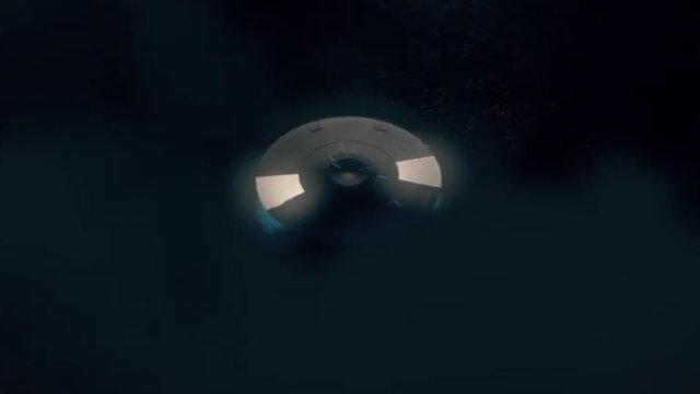 El Ovni de Vigo sale a la luz