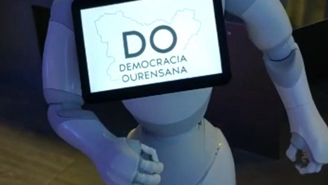 El robot de DO. EUROPA PRESS