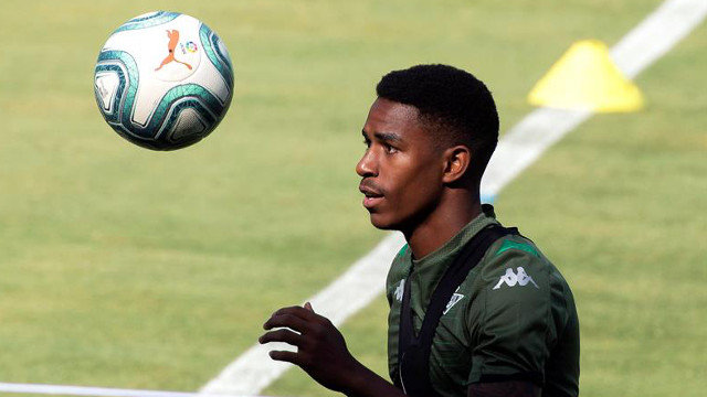 Junior Firpo. RAÚL CARO
