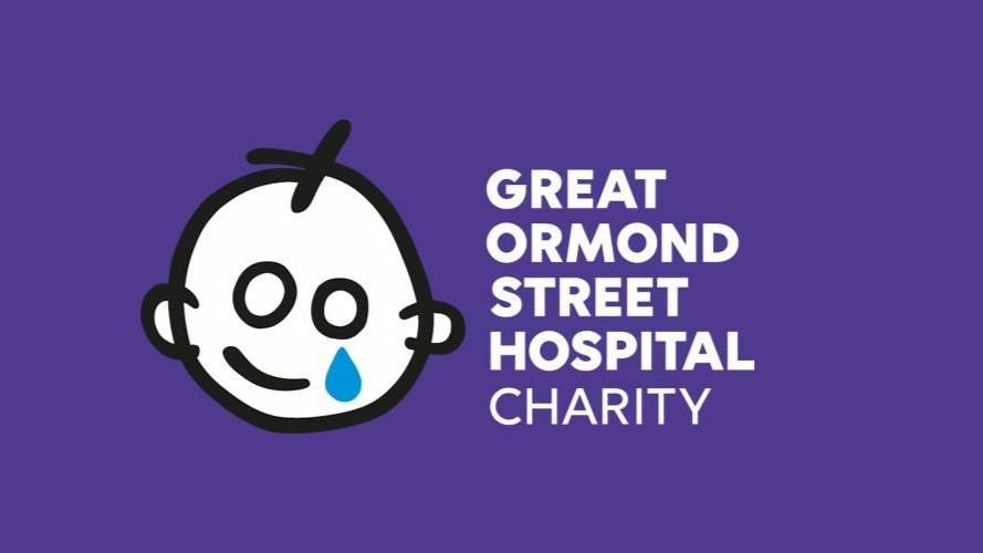 Logo del Hospital Great Ormond Street. GREAT ORMOND STREET