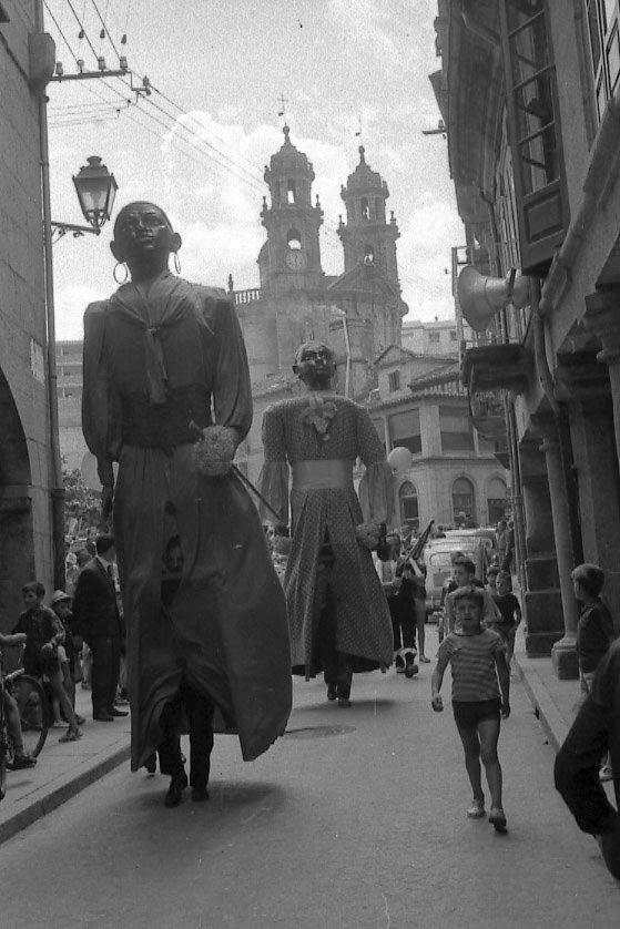 Los Gigantes. Rafa 1969