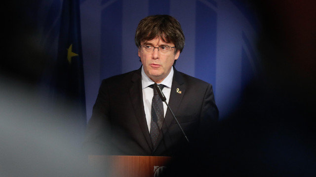 "Puigdemont a Pedro Sánchez: ""¿Usted me quiere secuestrar?"""