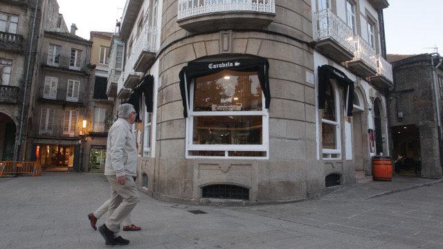 Café Y Terraza Con 72 Años De Historia