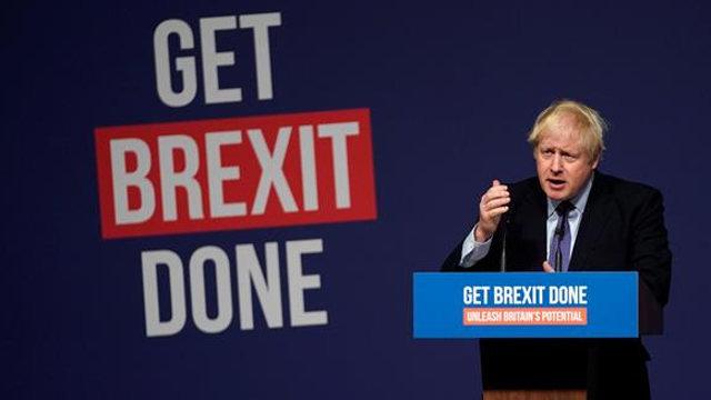 """Johnson promete ejecutar el brexit para """"unir"""" al país y """"zanjar el caos"""""""