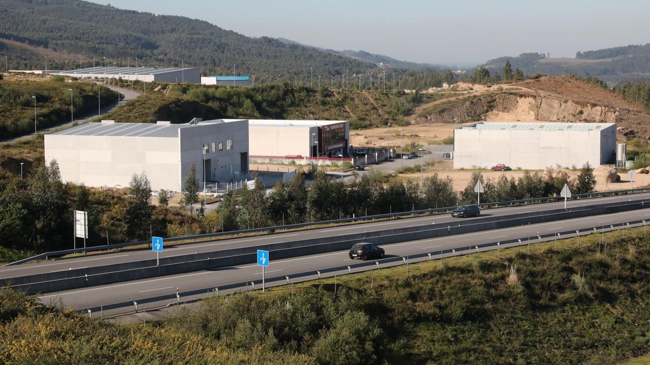 El polígono de Barro marca el ritmo en la comarca con el 66% del suelo ocupado