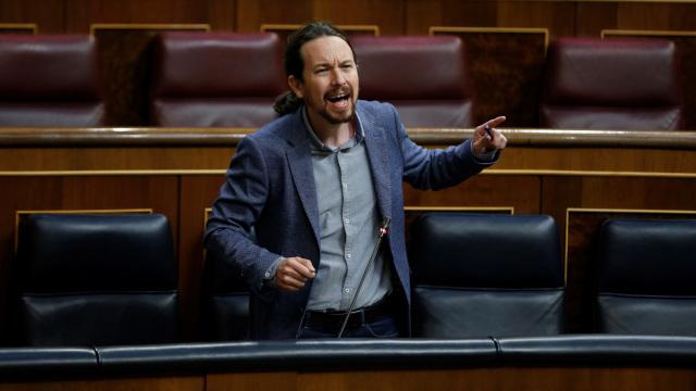 "Iglesias califica a Vox de ""miserable"" por usar ""la muerte para ..."