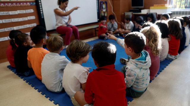Las escuelas infantiles abrirán el 4 de septiembre sin niños con más de 37º de fiebre