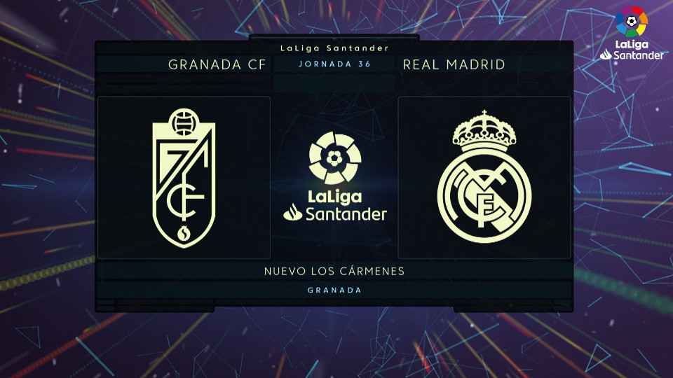 Granada 1-2 Real Madrid