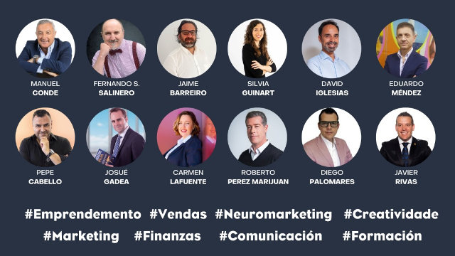 PontEmprende regresa en formato webinar sobre marketing dixital, neuromarketing ou finanzas