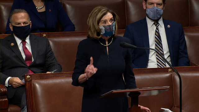 Nancy Pelosi. EFE