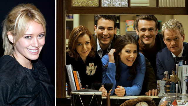 Hilary Duff protagonizará la secuela de 'How I Met Your Mother'. EP