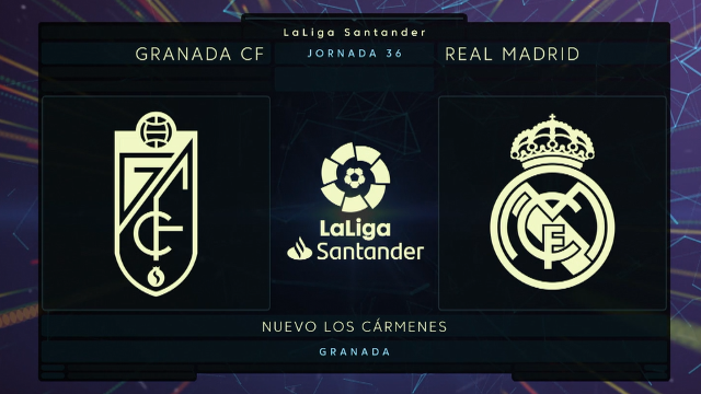 Granada 1-4 Real Madrid